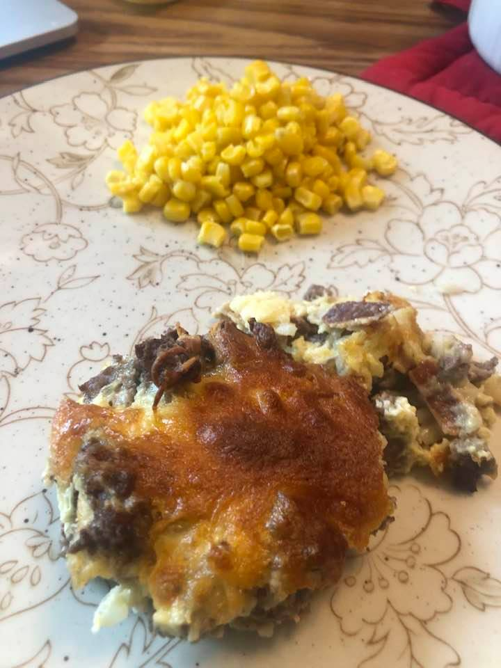 Amish Montana Cowgirl Casserole